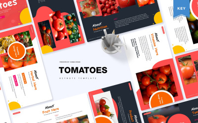 Tomatoes - Keynote template
