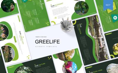 Greelife - Keynote template