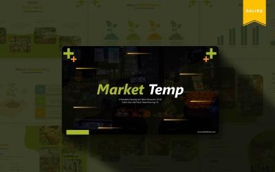 Market   Google Slides