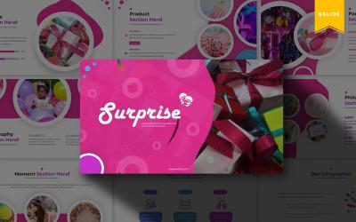 Sureprise | Google Slides