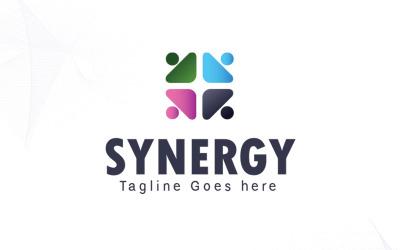Synergy Logo Template