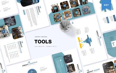 Tools - Keynote template