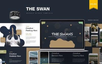 The Swan | Google Slides