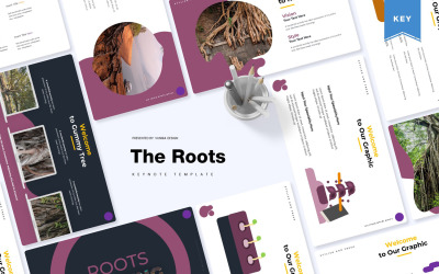 The Roots - Keynote template