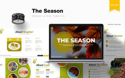 The Season | Google Slides