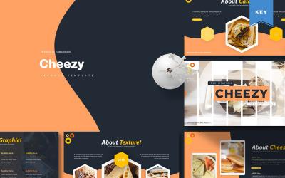 Cheezy - Keynote template