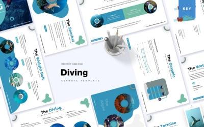 Diving - Keynote template