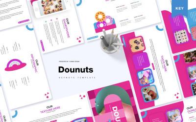 Dounuts - Keynote template