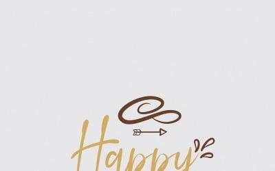 HappyNature Font