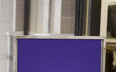 Purple Beauty Logo Template
