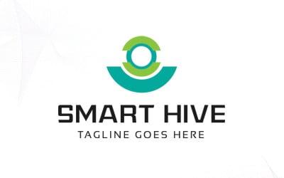 Smart Hive Logo Template