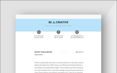 Bambari - Corporate Identity Template