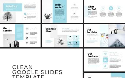 Pehela - Clean Minimal Business Google Slides