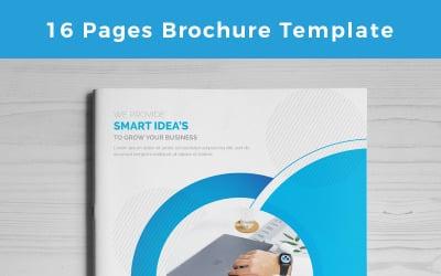 Dhedo Business Brochure Design - Corporate Identity Template