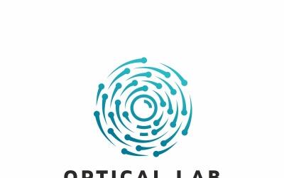 Optical Lab Logo Template