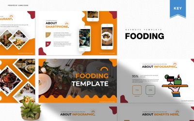 Fooding - Keynote template