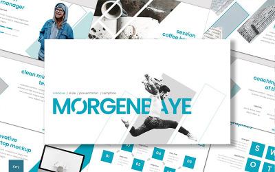 MorgenbayeMorgenbaye - Keynote template
