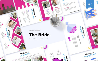 The Bridge - Keynote template