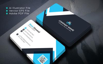 Deweal Business Card - Corporate Identity Template