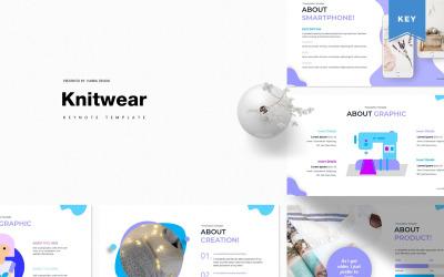 Knitwear - Keynote template