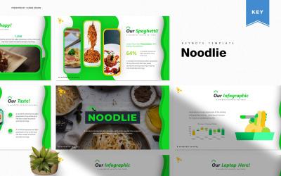 Noodie - Keynote template