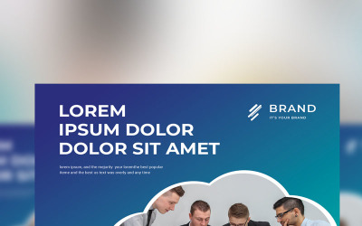 Flyer Vol_ 2 - Corporate Identity Template