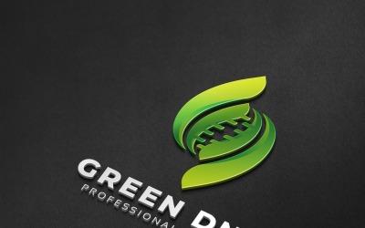 Green Dna Logo Template
