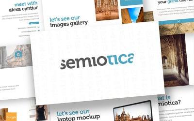 Semiotica Google Slides