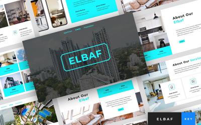 Elbaf - Apartment Presentation - Keynote template