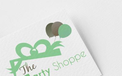 Shoppe - Gift Logo Template