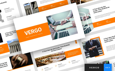 Vergo - Lawyer Presentation - Keynote template