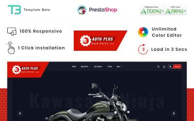 Auto Plus - Auto part Store PrestaShop Theme