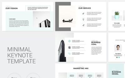 Creative Studio - Modern Business - Keynote template