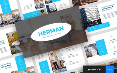 Herman - Firm Presentation - Keynote template