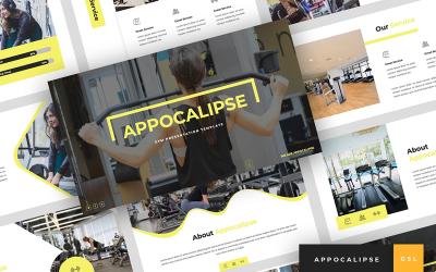 Appocalipse - Gym Presentation Google Slides