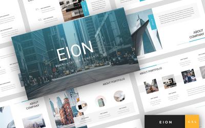 Eion - Corporate Presentation Google Slides