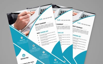 Dywity - Corporate Identity Template