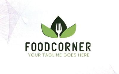 FoodCorner Logo Template