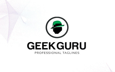 Geekguru Logo Template