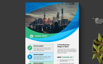 Gronity - Corporate Identity Template