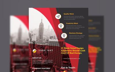 Naterki - Corporate Identity Template