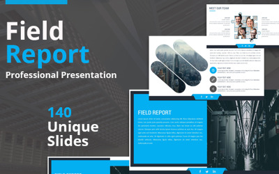 Field Report - Keynote template