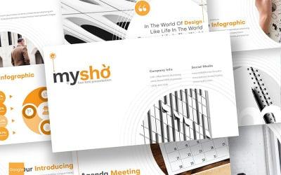 Myshio Google Slides