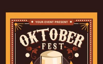 Oktoberfest Party - Corporate Identity Template