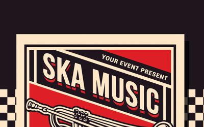 Ska Music Festival - Corporate Identity Template