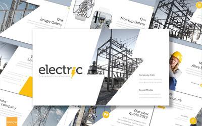 Electric Google Slides