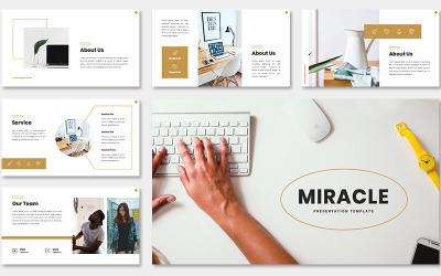Miracle Creative Google Slides