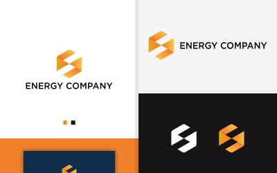 Energy Company Logo Template