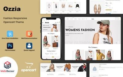 Ozzia - Multipurpose Fashion Store OpenCart Template