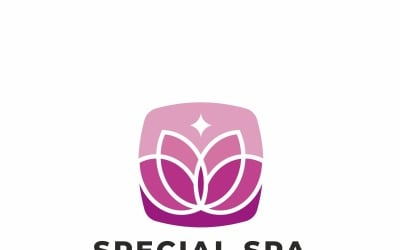 Special Spa Logo Template